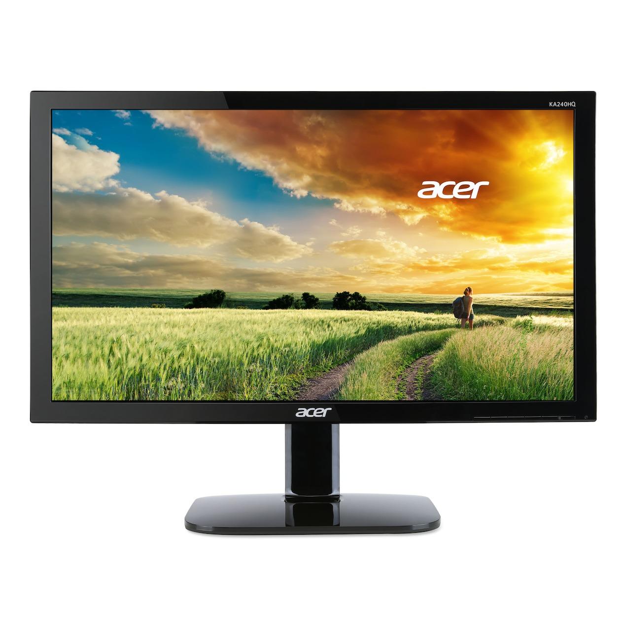 Acer Ka240Hqbbid 23.6In Led 1920X1080 16:9 1M UM.UX6EE.B09