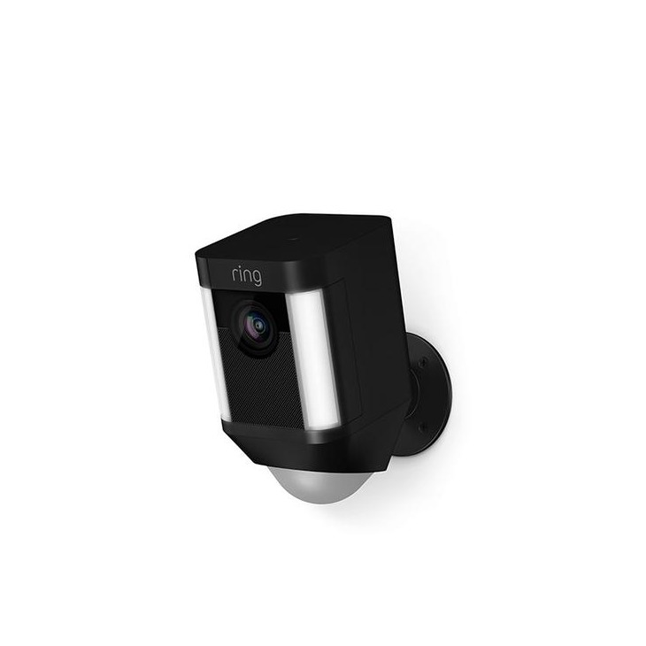 Ring ip-camera Cam Battery zwart
