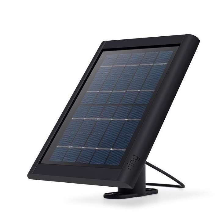 Ring ip-camera accessoire Solar Panel - SLC zwart
