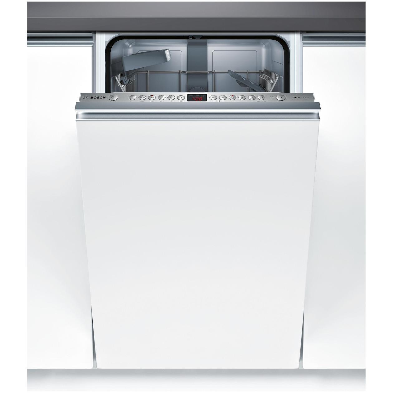 Bosch volledig geïntegreerde vaatwasser SPV46IX03E - Prijsvergelijk