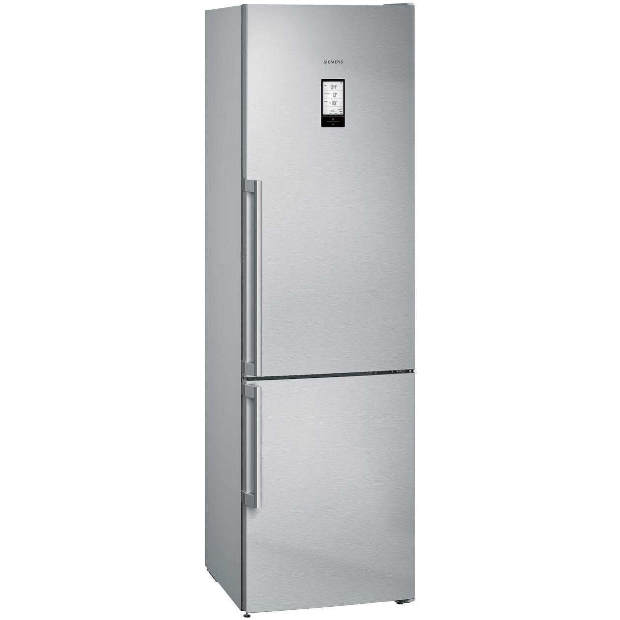 Siemens KG39FPI35 zilver