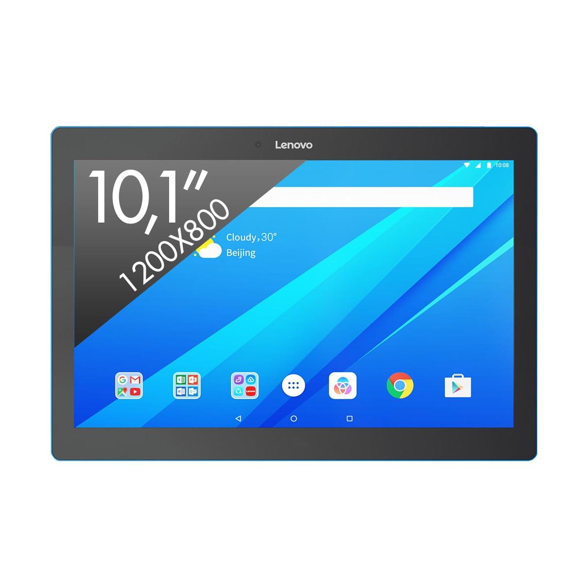 Lenovo Tab 10 2GB 16GB zwart
