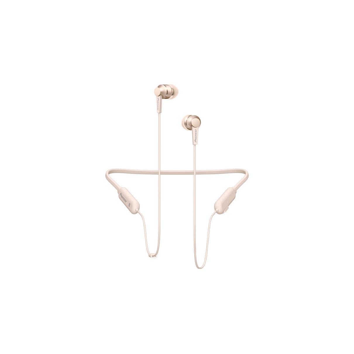 Pioneer: SE-C7BT-G In-Ear Bluetooth Rosé Goud