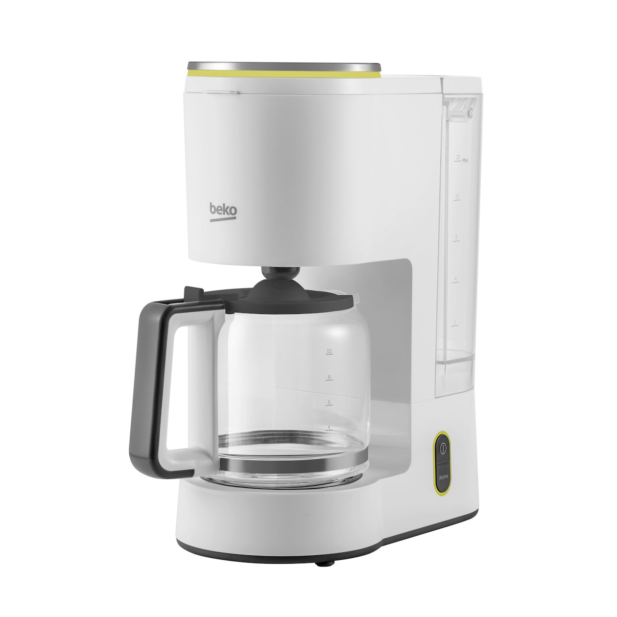 Beko koffiefilter apparaat FCM1321W wit