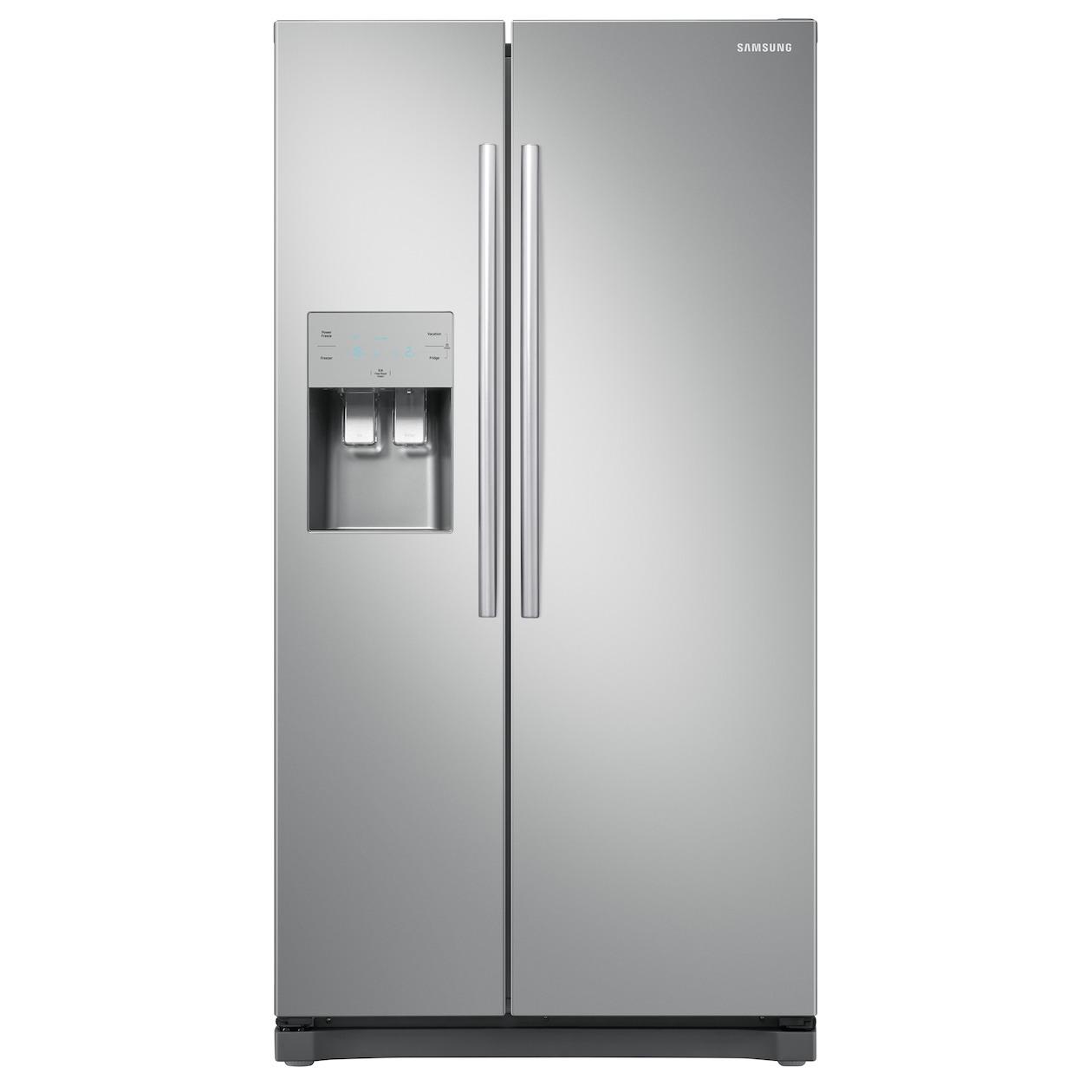 Samsung amerikaanse koelkast RS50N3403SA - Prijsvergelijk