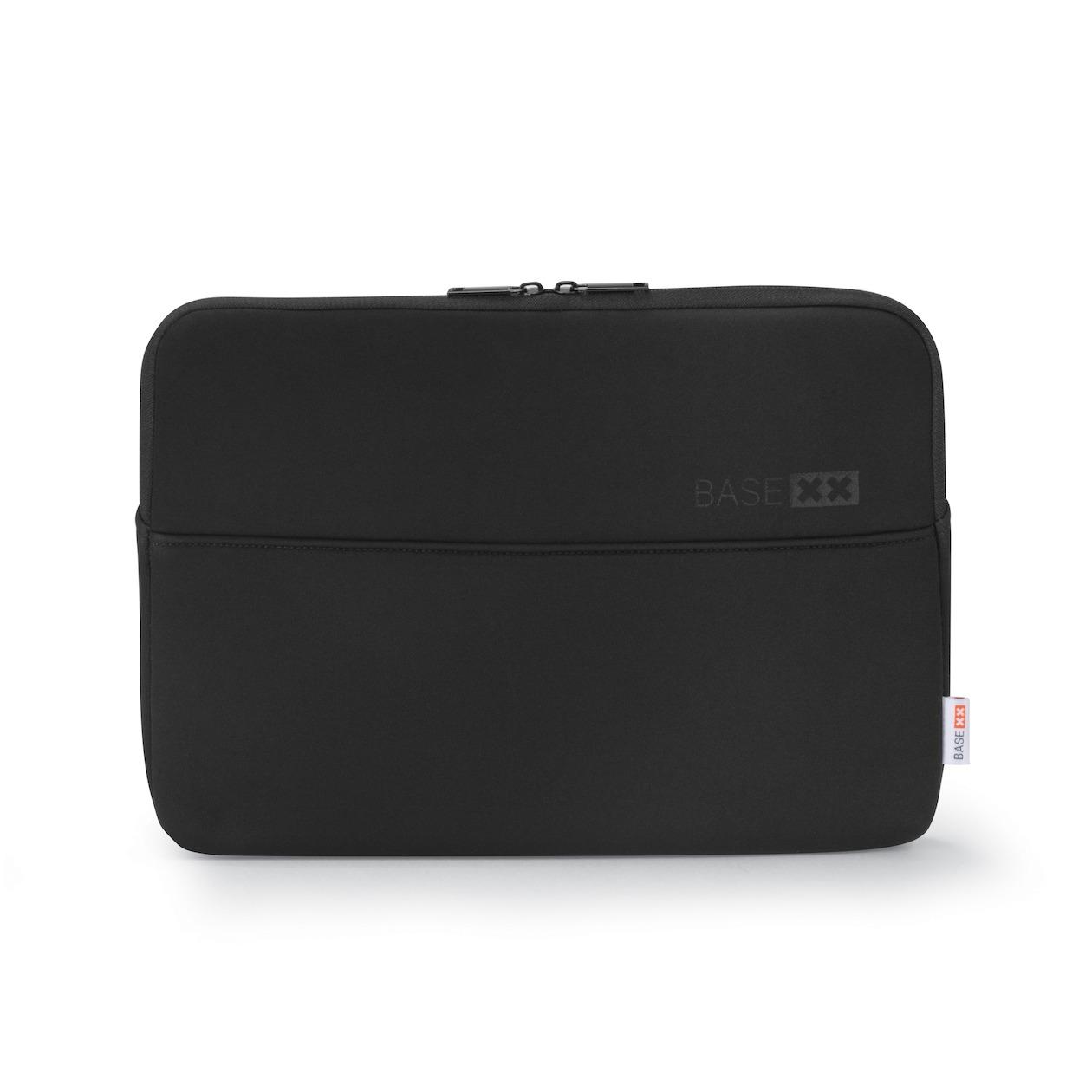 Dicota laptop sleeve BASE XX S Sleeve 15.6 zwart