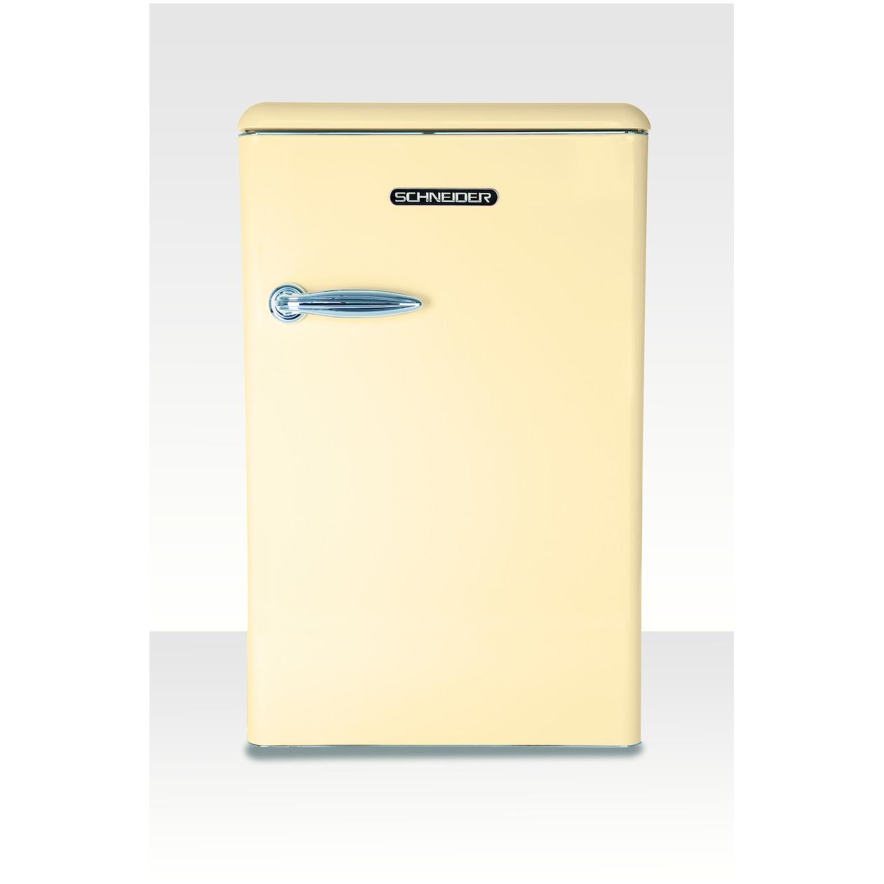 Schneider koelkast zonder vriesvak SL 130 C TT A++ Cream Matt