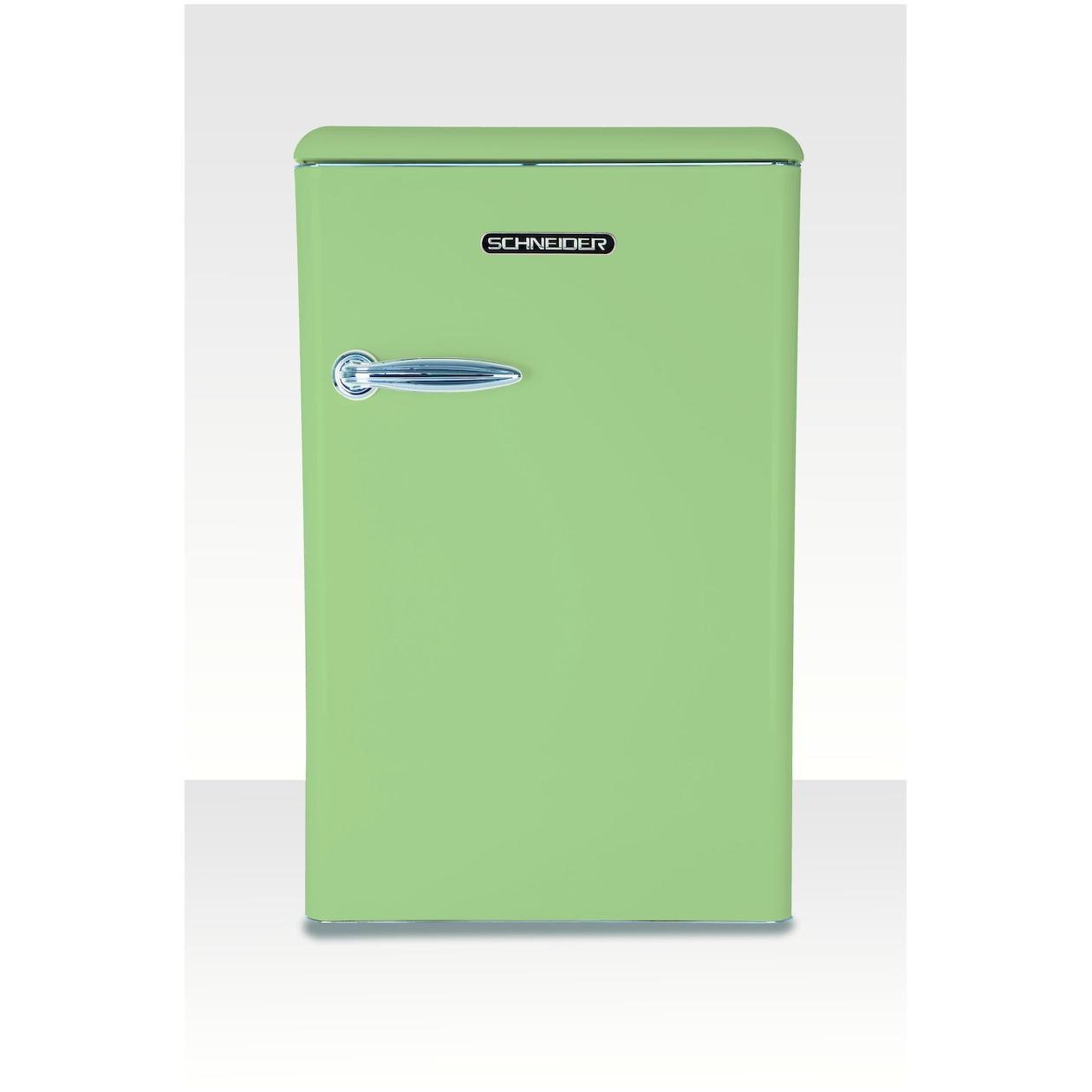 Schneider koelkast zonder vriesvak SL 130 SG-TT A++ Green