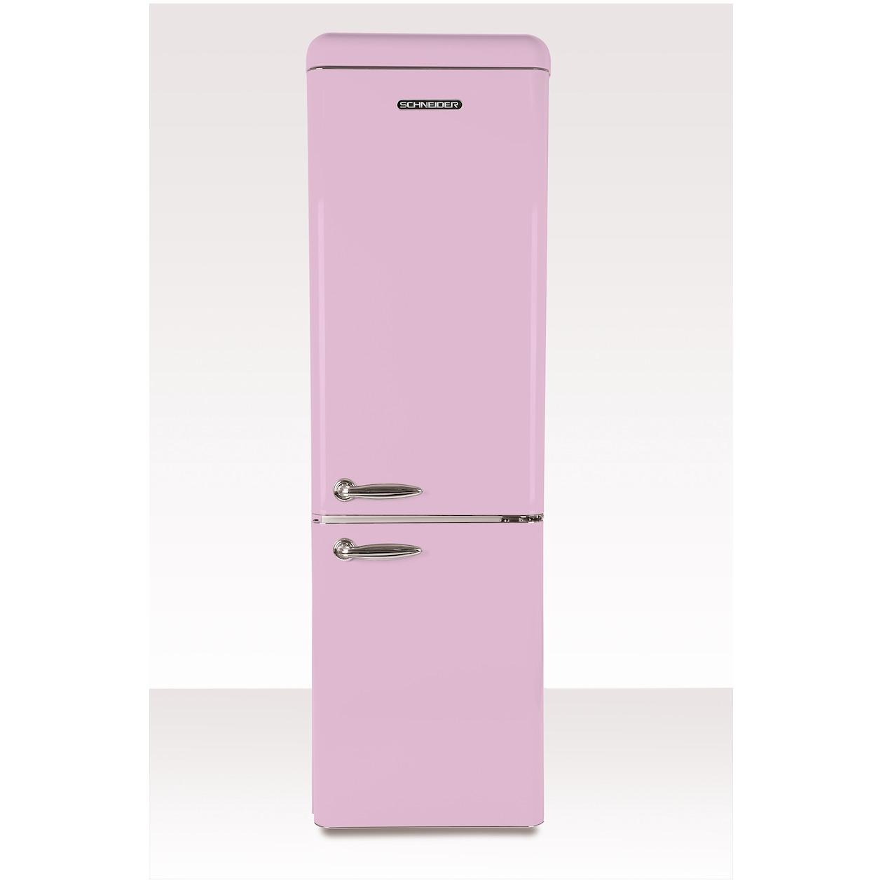 Schneider koelkast met vriesvak SL 250 SP-CB A++ Pink