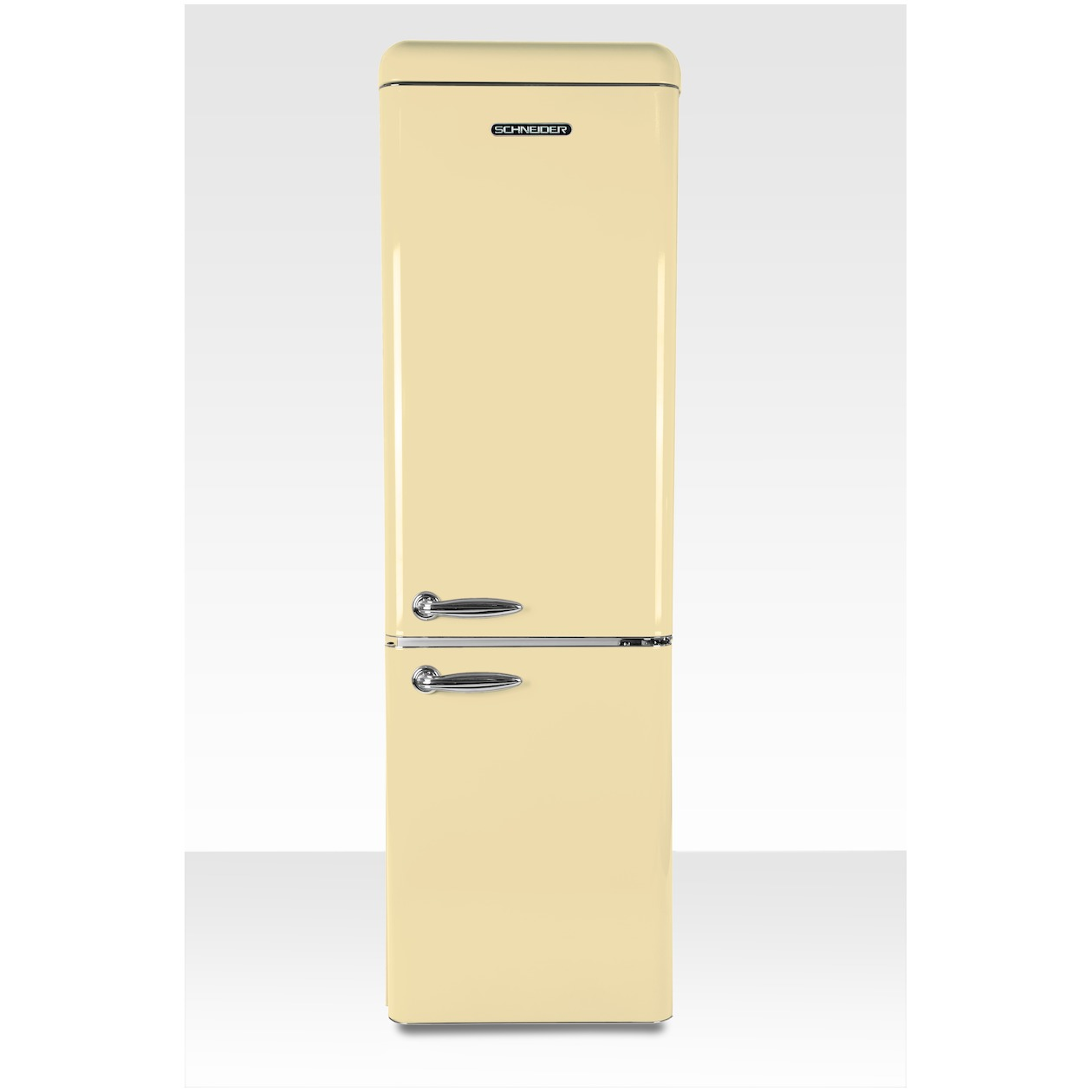 Schneider koelkast met vriesvak SL 300 SC CB A++ Cream