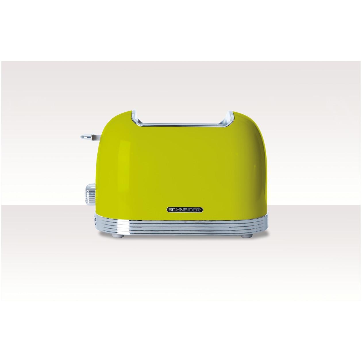 Schneider broodrooster SL T2.2 LG limegroen