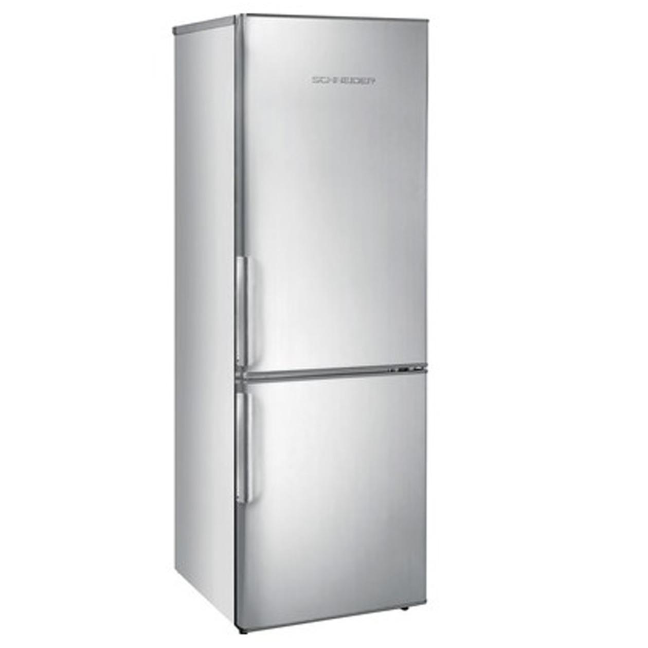 Schneider koelkast met vriesvak SKG 320.4 A++ NF Silver