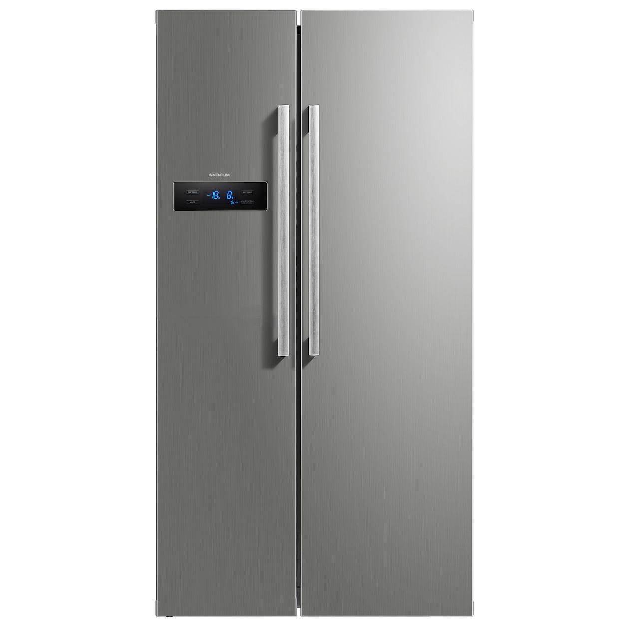Inventum amerikaanse koelkast SKV1780R rvs