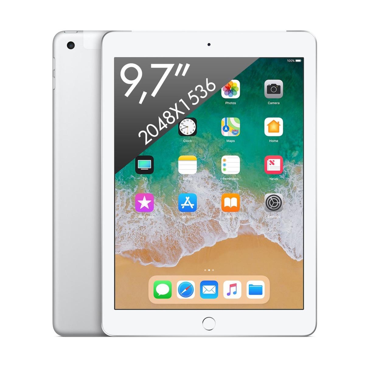 Apple iPad 32GB (Wi-Fi) Zilver (2018)