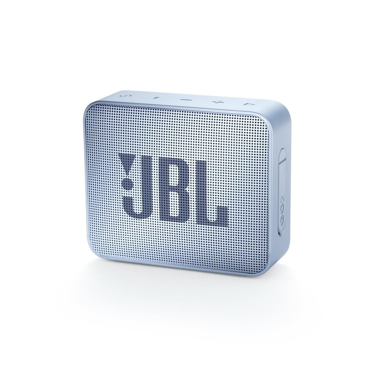 JBL bluetooth speaker GO 2 cyan