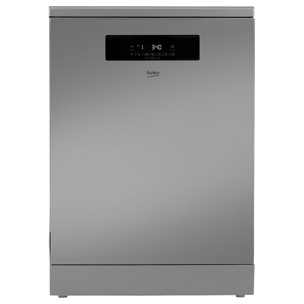 Beko vrijstaande vaatwasser DFN38535X - Prijsvergelijk