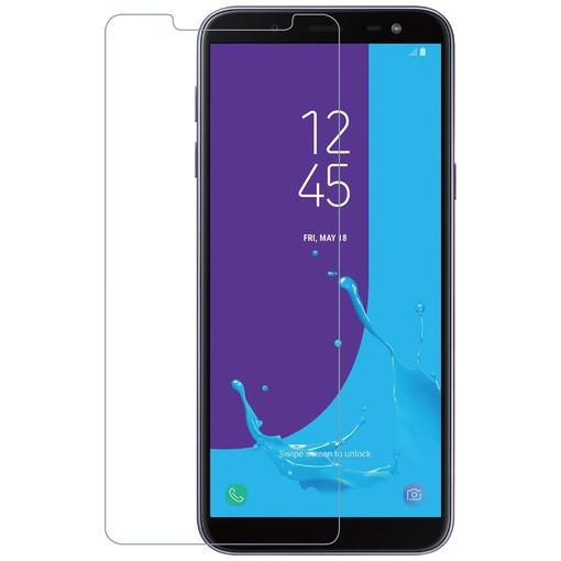Azuri smartphone screenprotector 2x Tempered Glass flat RINOX ARMOR voor Samsung