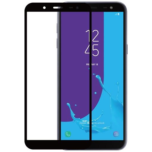 Azuri smartphone screenprotector Tempered Glass flat RINOX ARMOR Samsung J6 201