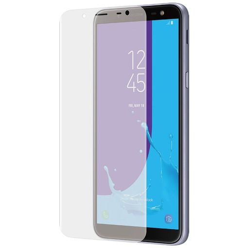 Azuri smartphone screenprotector Curved Tempered Glass RINOX ARMOR Samsung J6 2