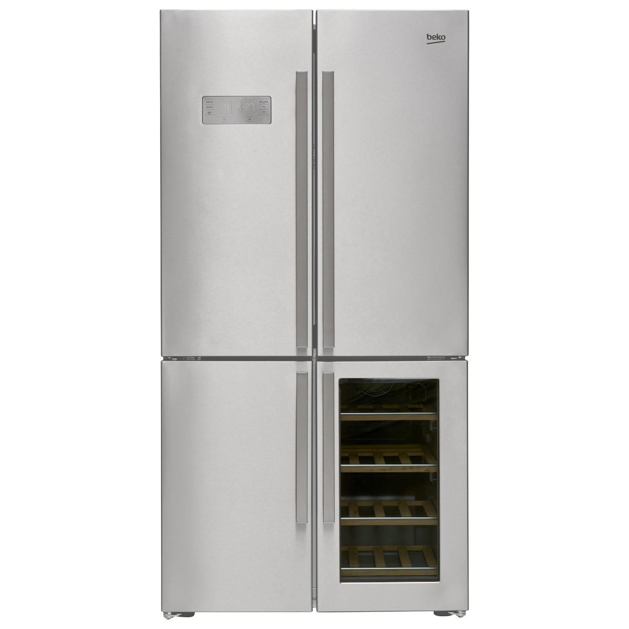 Beko amerikaanse koelkast GN1416220CX