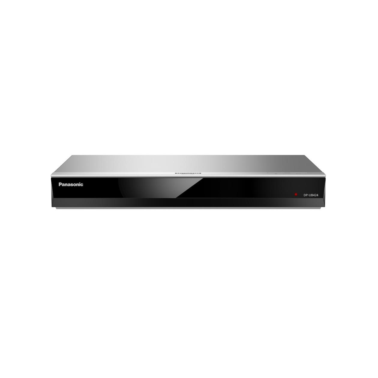 Panasonic bluray speler DP-UB424EGS zilver