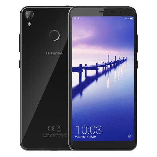 Hisense smartphone Infinity H11 zwart