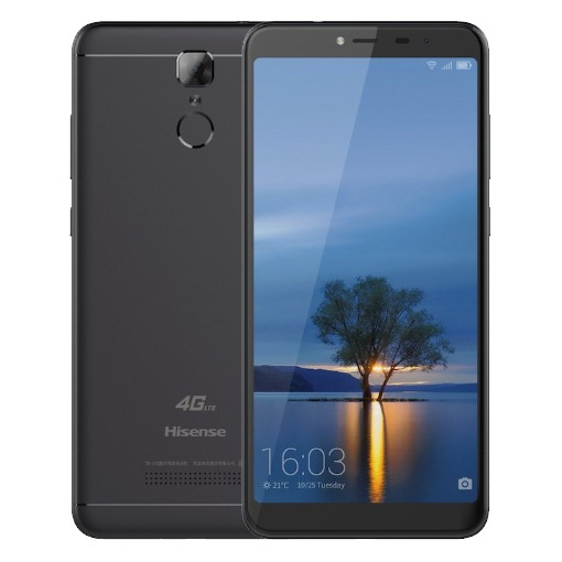 Hisense smartphone Infinity H11 Lite zwart