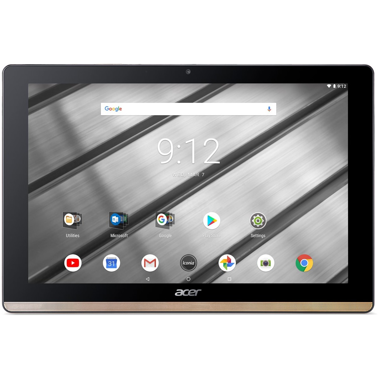Acer tablet Iconia One 10 B3-A50FHD-K039 NT.LEZEE.004 goud