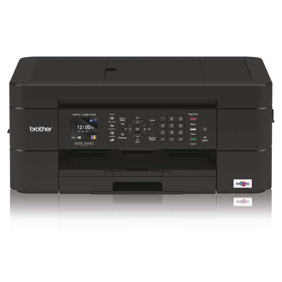 Brother all-in-one inkjet printer MFC-J491DW