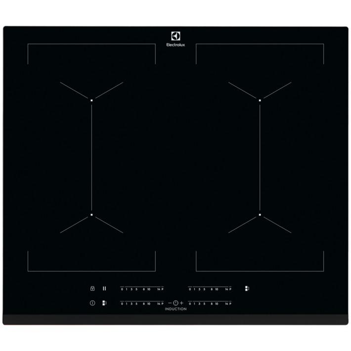 Electrolux inductie inbouwkookplaat EIV644