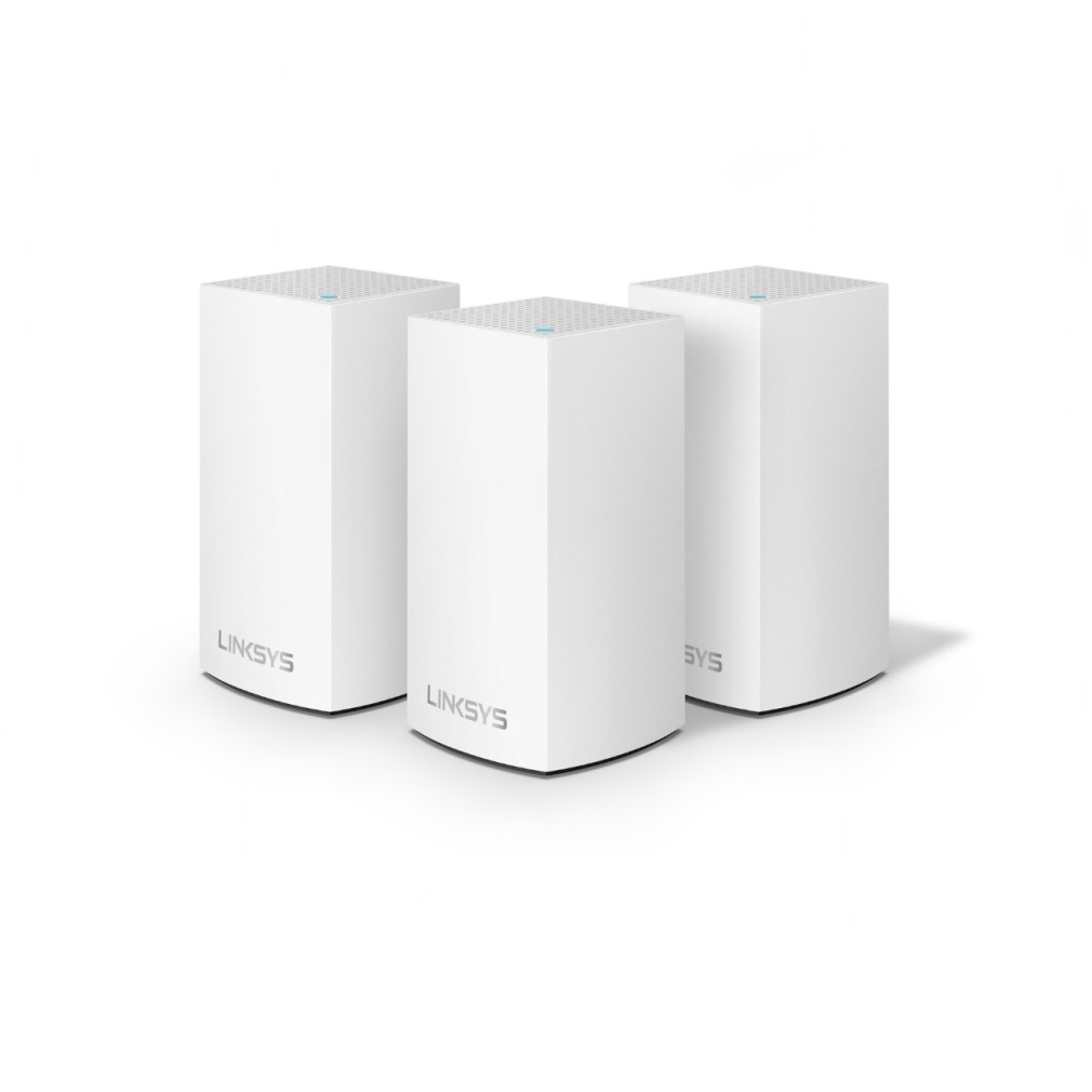 Telefoonleader - Linksys Velop Dual Band - Triple Pack