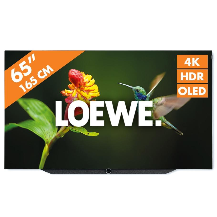 LOEWE OLED TV BILD 7.65 OLED (INCL. WM7) GRAFIETGRIJS