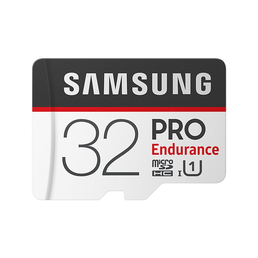Samsung PRO Endurance 32 GB micro SD class 10 met adapter