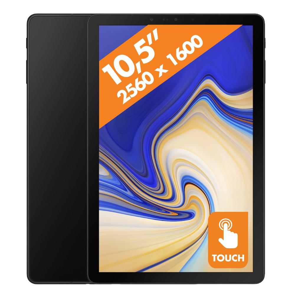 Samsung tablet Galaxy Tab S4 WIFI zwart