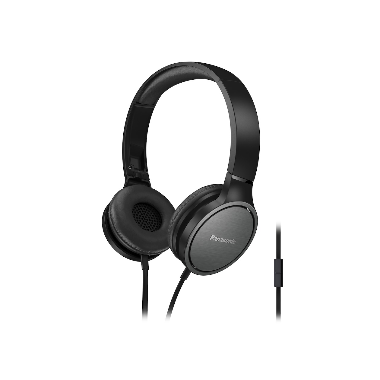 Panasonic on ear hoofdtelefoon HF500ME K zwart