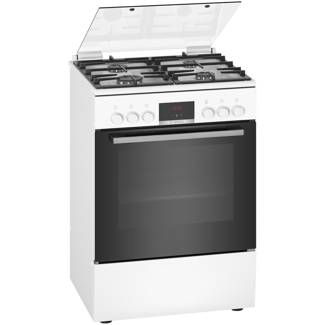 Bosch gasfornuis HXN391E20N wit - Prijsvergelijk