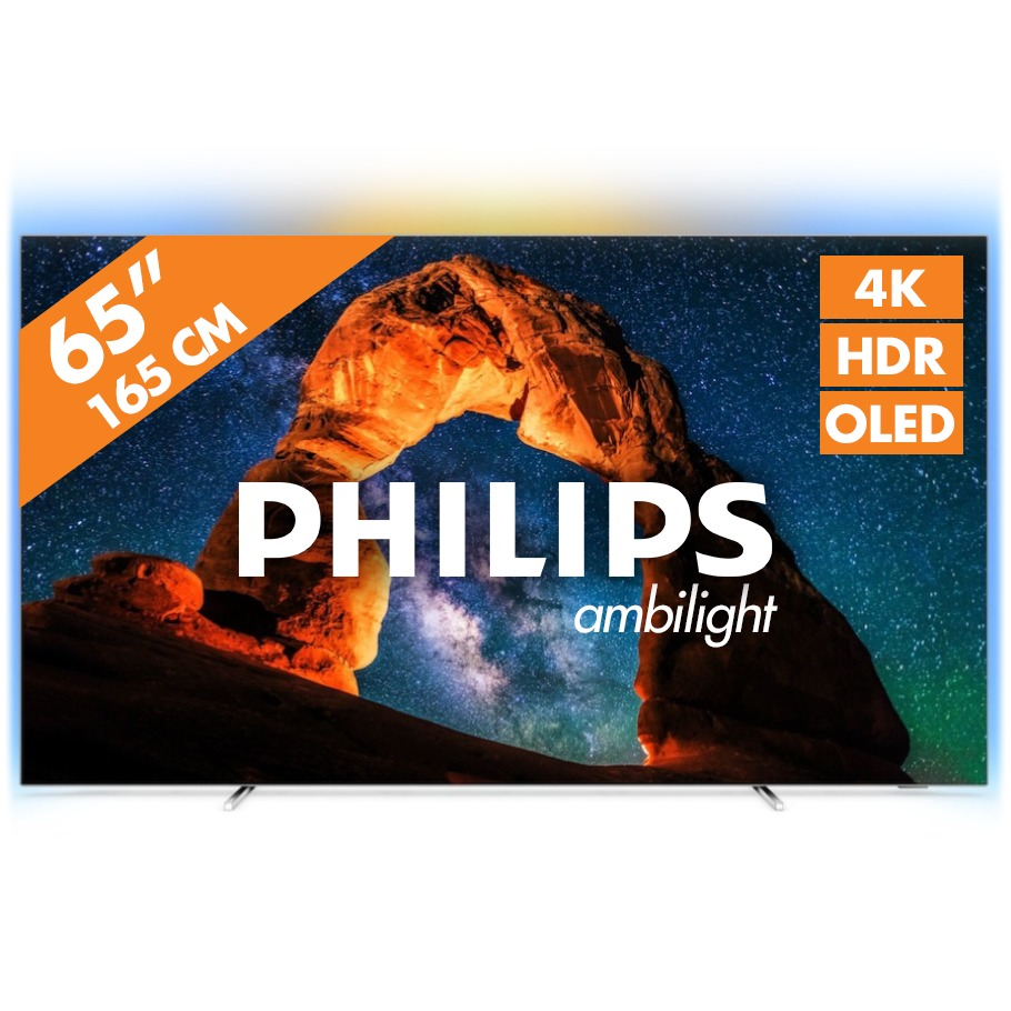 PHILIPS OLED TV 65OLED803/12 - AMBILIGHT