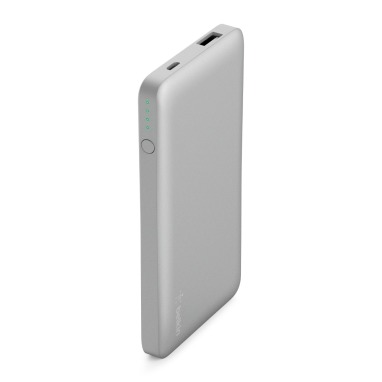 Belkin powerbank Pocket Power 5.000mAh Battery Pack zilver