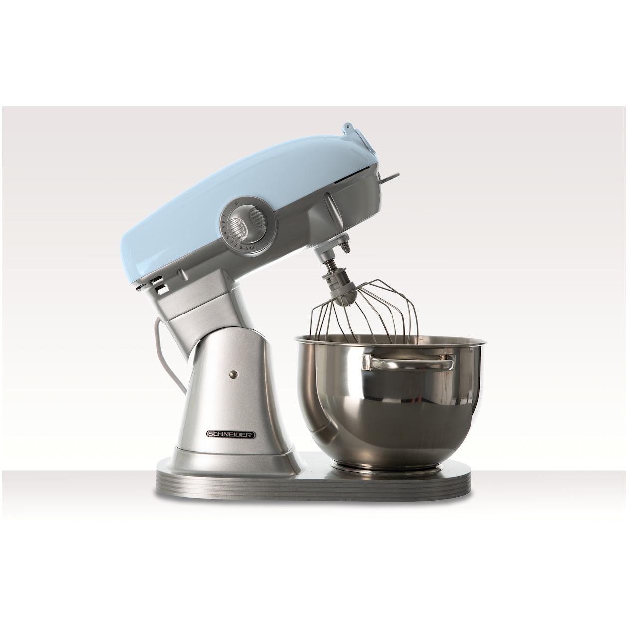 Schneider keukenmachine SCFP57BL blauw - Prijsvergelijk