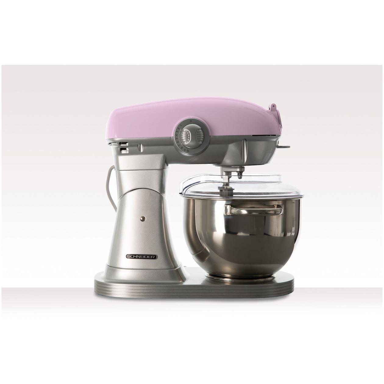 Schneider keukenmachine SCFP57PK roze - Prijsvergelijk