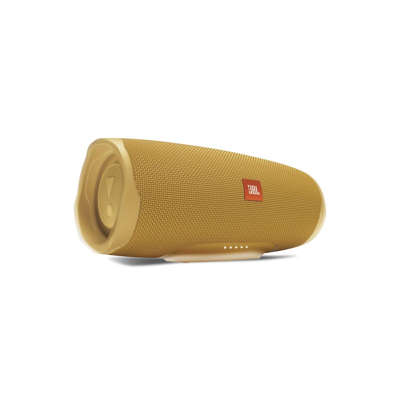 JBL bluetooth speaker Charge 4 geel/goud