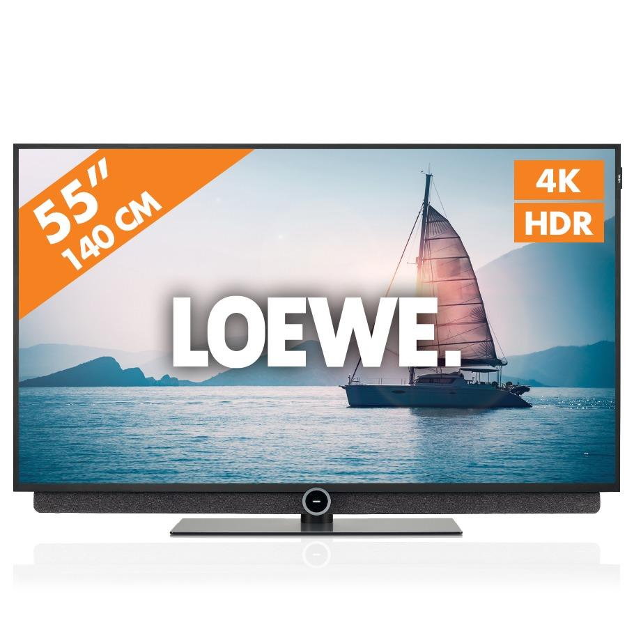 LOEWE OLED TV BILD 2.55 OLED ZWART