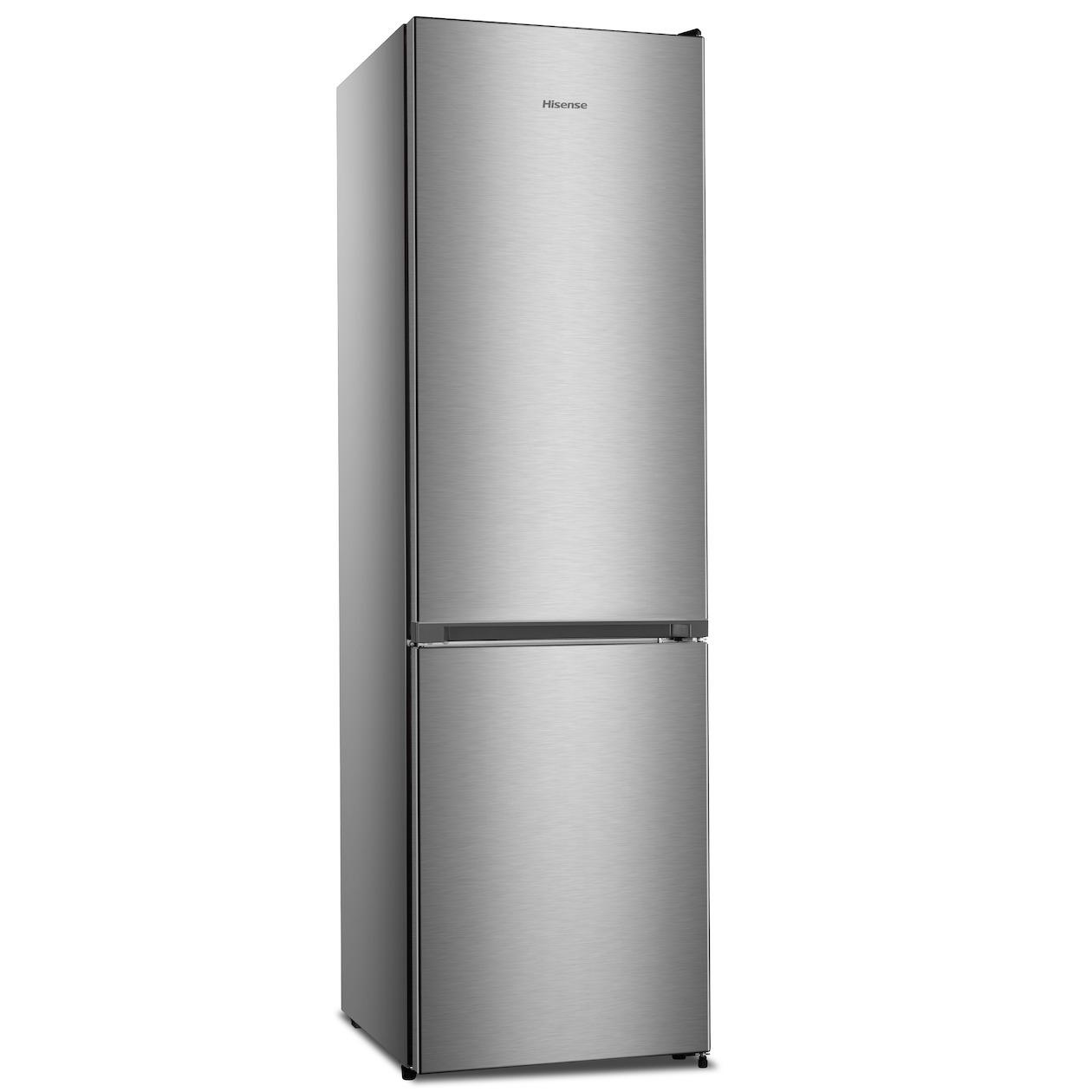 Hisense koelkast met vriesvak RB438N4EC2 rvs
