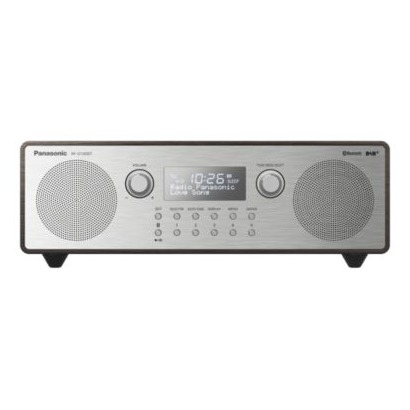 Panasonic dab radio RF-D100BTEGT