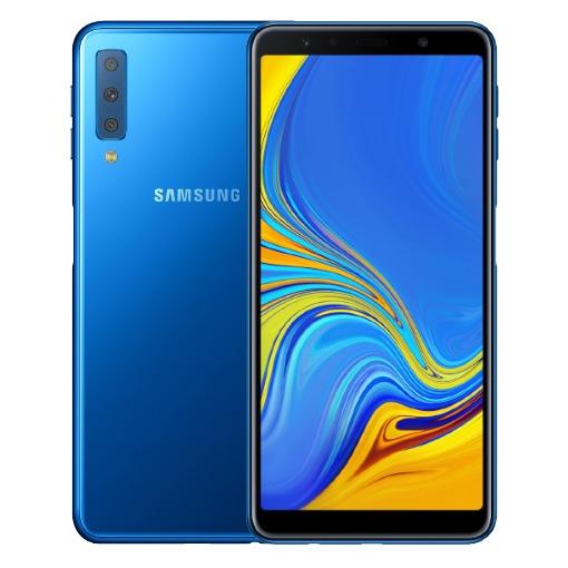 Op WoonWinkelCentrum: Alles voor de inrichting van uw woning is alles over phone te vinden: waaronder expert en specifiek Samsung smartphone Galaxy A7 blauw