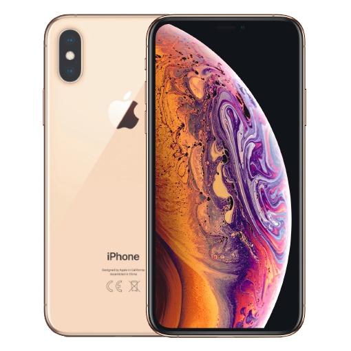 Apple smartphone iPhone Xs (256GB) goud