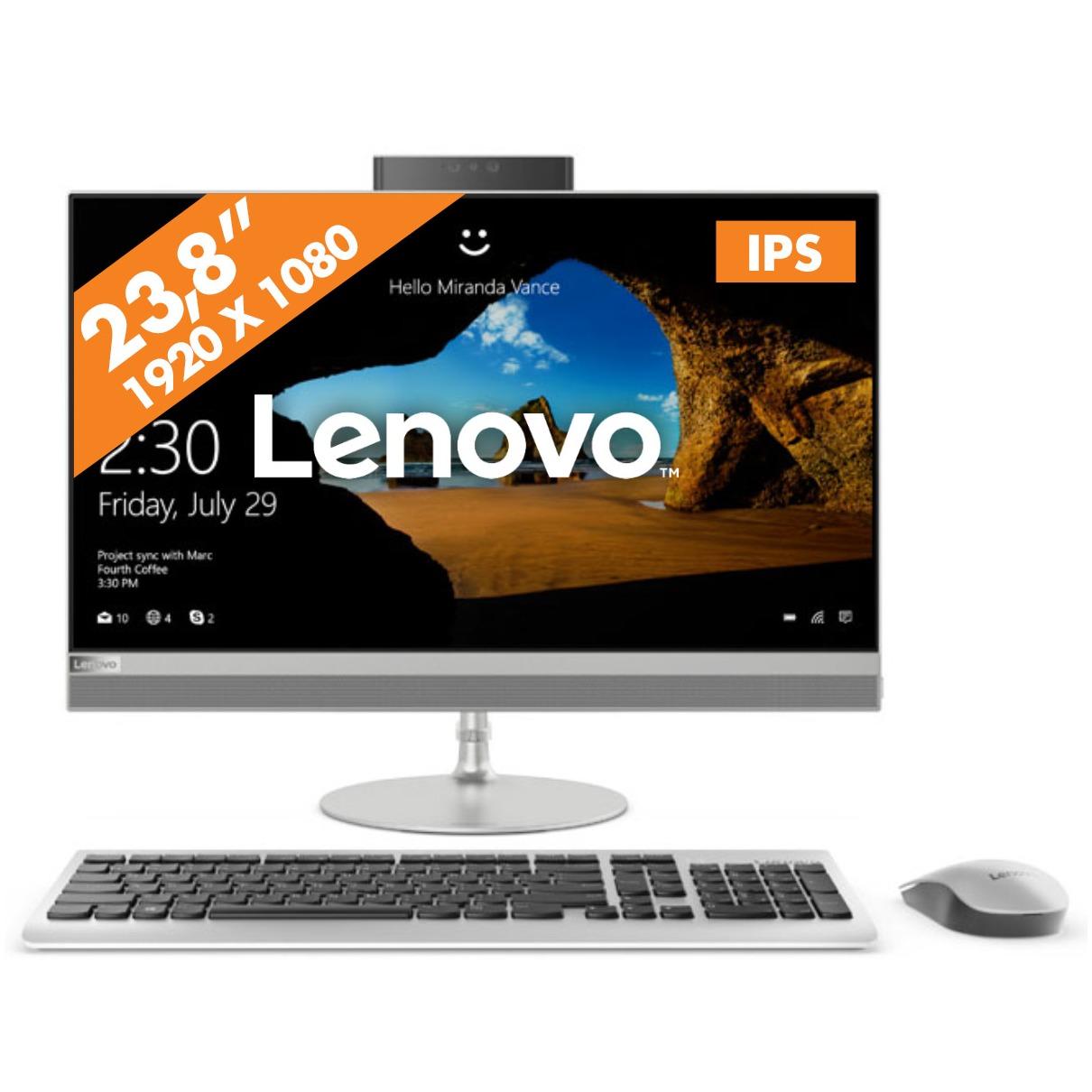 Lenovo all in one pc Ideacentre AIO 520 24ARR F0DN002TNY