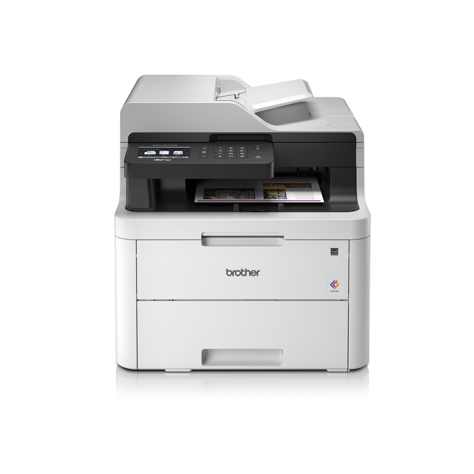 Brother all-in-one laser printer MFC-L3710CW