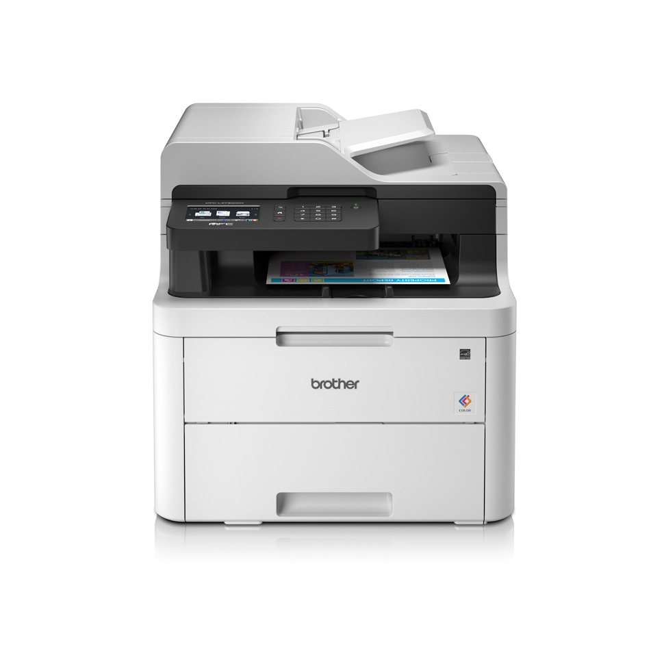 Brother all-in-one laser printer MFC-L3730CDN