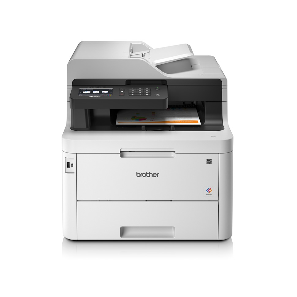 Brother all-in-one laser printer MFC-L3770CDW